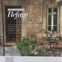 ART ET DECORATION & LE POINT METTENT ANNABELLE FESQUET A L'HONNEUR