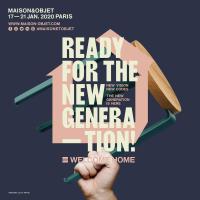 SALON MAISON & OBJET PARIS DU 17 au 21 JANVIER 2020