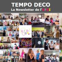 TEMPO DECO: LA NEWSLETTER DE L'UFDI