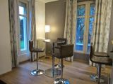 RENOVATION TOTALE  D'UNE VILLA 150M2 par Laurence CIPRIANI Décorateur / Décoratrice UFDI à Coulommiers 77 : ZONE BAR