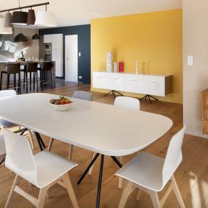 Vignette Zoom sur la salle à manger pièce de vie maison neuve