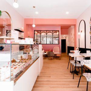 Vignette Aménagement et décoration boutique Sugar Sugar Nantes by Kiosque Deco Lydie Pineau architecte d'intérieur