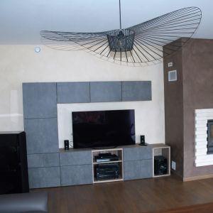 Vignette Séjour avec meubles TV
