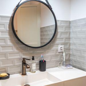 Vignette détail de la salle de bain