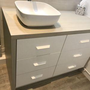 Vignette meuble de salle de bains sur mesure
