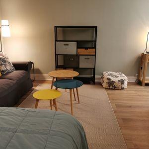 Vignette studio entièrement renové et valorisé  pour la location en meublé